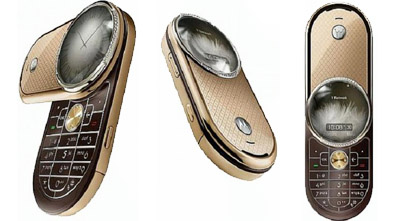 Motorola Aura - Diamond edition
